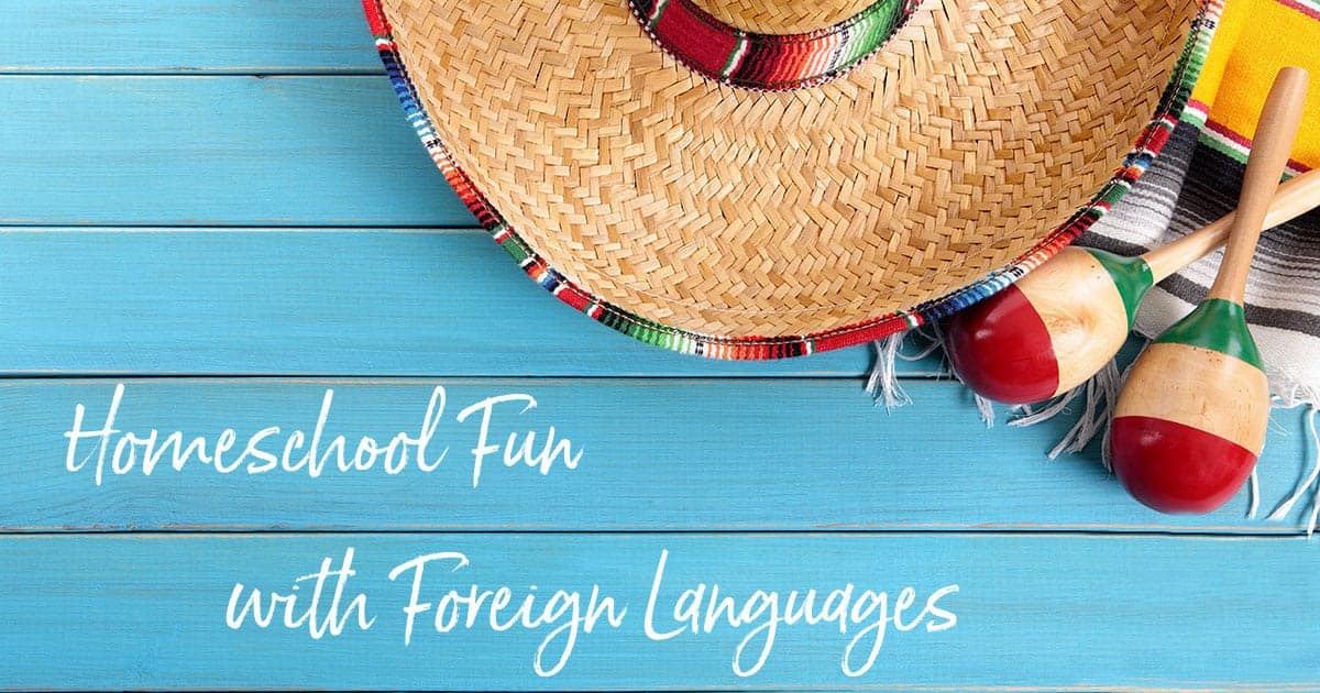 homeschool foreign languages spanish
