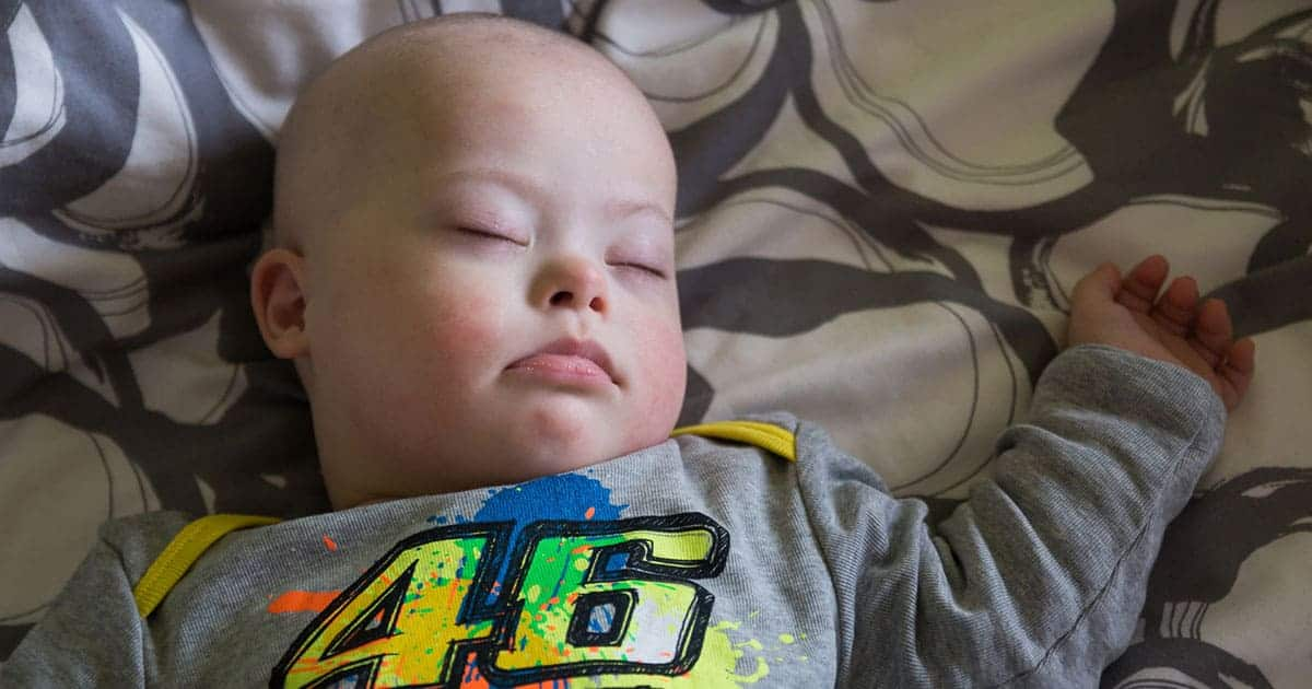 Children with Special Needs Sleep