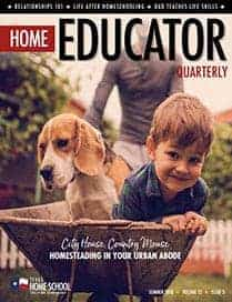 Home Educator Quarterly