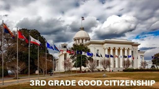 3rd Grade Good Citizenship